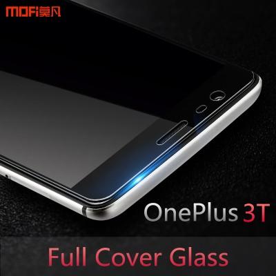 "oneplus 3T tempered glass MOFi original oneplus 3 tempered glass oneplus 3 3T screen protector oneplus 3 glass accessories 5.5"""