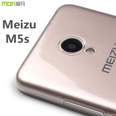 Meizu m5s case cover meizu m5s back case soft transparent sillicone TPU case clear capa coque funda protector ultra thin 2017