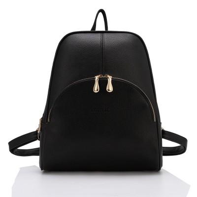 2017 New Casual Women Backpack Female PU Leather Women's Backpacks Bagpack Bags Travel Bag back pack