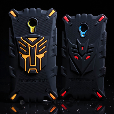 Meizu m2 mini case men Fashion Cartoon bumblebee 3D megatron silicone soft back Cover Case for Meizu m2 mini 5.0 inch Phone Cases For meizu