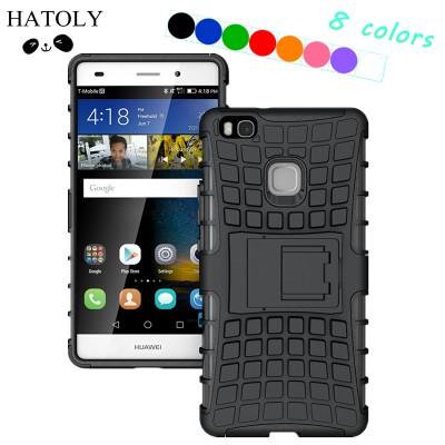 Cover Huawei P9 lite Case Heavy Hard Super Rubber Silicone Phone Case for Huawei P9 lite Cover for Huawei P9 lite 2016