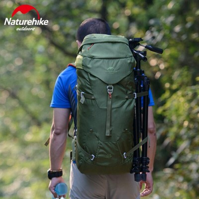 lightweight hiking backpack 45L camping hiking backpack Scalable 50L rucksack professional mountaineering bags Unisex lightweight travel bag waterproof hiking backpack