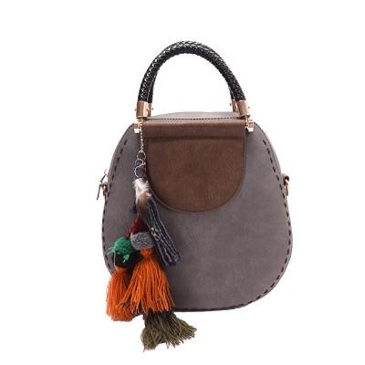 2017 Hot Sale Female Single Shoulder Bag Famous Designer Brand Fringe Tassel Shell Bags Women Leather Handbags Bolsos Femininas