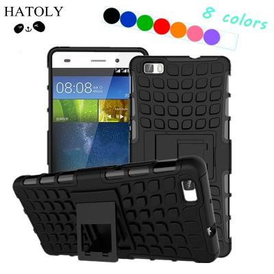 Case Huawei P8 Lite Cover Heavy Duty Armor Rubber Silicone Phone Cover For Huawei P8 Lite Case for Huawei P8 Lite 2016