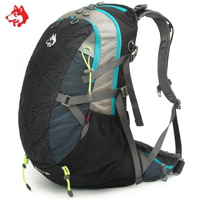 lightweight hiking backpack Famous Brand Outdoor Sports Travel Hiking Backpacks Bag For Sport Mochila Camping Climbing Travel Backpack Bags waterproof hiking backpack