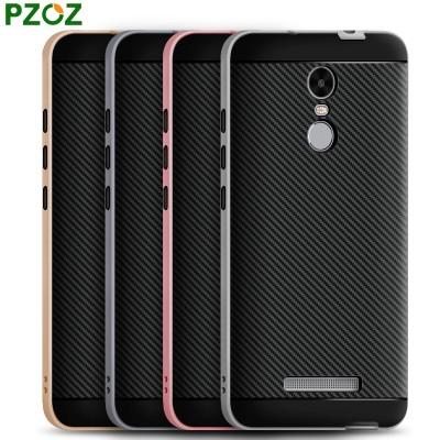 PZOZ Phone Case for Xiaomi Redmi Note 3 Pro Prime Case Luxury Original Xiomi Redmi Note 3 Silicone Covers Protective Shell Xiaomi Redmi Note 3