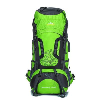 lightweight hiking backpack Large Climbing Backpack Men Women Sports Bag Waterproof Rucksack mochila Travel Bags Hiking Backpacks 80L Hiking Climbing Bag waterproof hiking backpack
