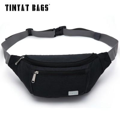 COOL Fanny Pack 2017 black men waist bag  fanny pack belt bag men molle pouch  bum bag travel hip pack