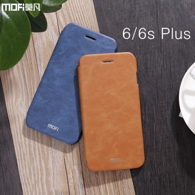 Phone Case For iphone 6s plus flip case book style for iphone 6 plus flip cover hard PU leather 6s plus case 6P capa coque funda