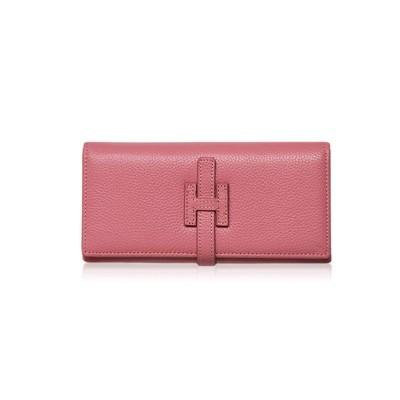 Designer Wallets Famous Brand Women Wallet 2017 Luxury Female Wallet Genuine Leather Ladies Purse Money Bag Red Wallet Skull
