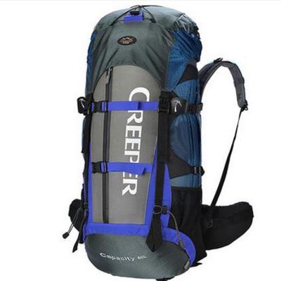 lightweight hiking backpack Professional Waterproof Rucksack External Frame Climbing Camping Hiking Backpack Mountaineering Bag 60L waterproof hiking backpack