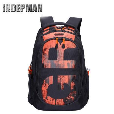Hot Sale Travel Bag 2017 Unisex Fashion Laptop Bag Teenagers Large Capacity Nylon Waterproof Schoolbag Multifunctional Mochila