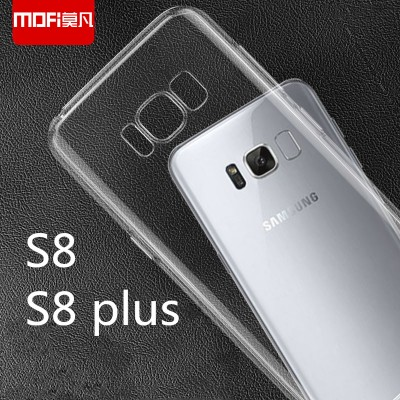 Phone Cases For Samsung For Samsung s8 case cover for samsung s8 plus case s8 + for samsung galaxy S8 cover capa coque funda soft back case TPU sillion