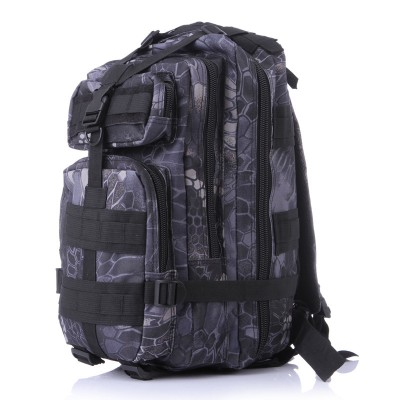 600D Nylon Men Women Military Backpack Casual Camo Bag Waterproof Travel Bag