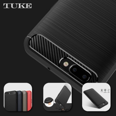 Phone Case For OPPO R11 R9 R9S R10 Plus Coque Carbon Fiber Brushed TPU Silicon Phone Back Cover for OPPO A37 A39 A59