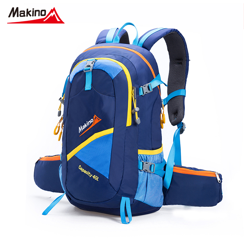 de6c04854bd2 lightweight hiking backpack Hiking Backpacks Sports Bag 40L Big Capacity  Outdoor Bags Climbing Women Men Hiking Bag Outdoors Hunting Travel Backpacks  ...