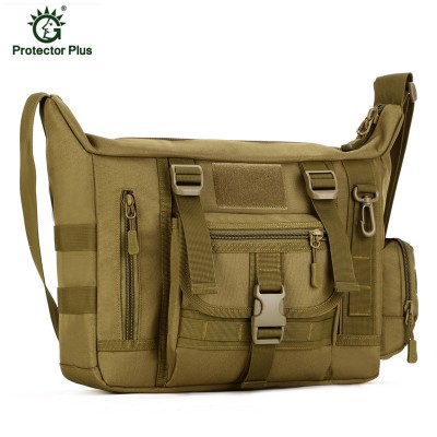 Laptop Shoulder School Bag Ultra-light Men Messenger Crossbody Tactics Shoulder Bag Military Bags Mochila K52