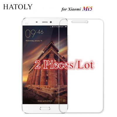 Glass Xiaomi Mi5 Tempered Glass for Xiaomi Mi5 Screen Protector for Xiaomi Mi5 Glass HD Protective Thin Film