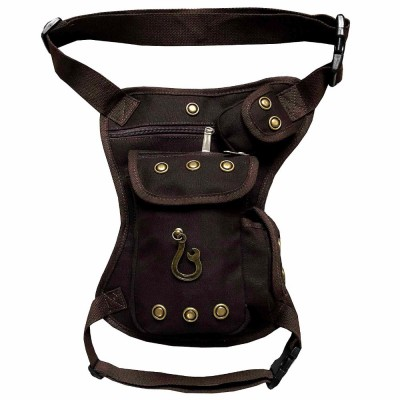 Steampunk Motorcycle Vintage Men/women Fanny Waist Pack Drop Leg Bag