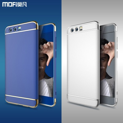 MOFi Case for Honor 9 case Huawei honor 9 case cover MOFi original luxury back honor9 cover 3 in 1 capa coque funda silver gray carcasa