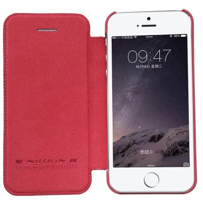 Leather Cell Phone Case Cover For Apple IPhone 5 5S SE Phone Skin Cases For iphone SE case