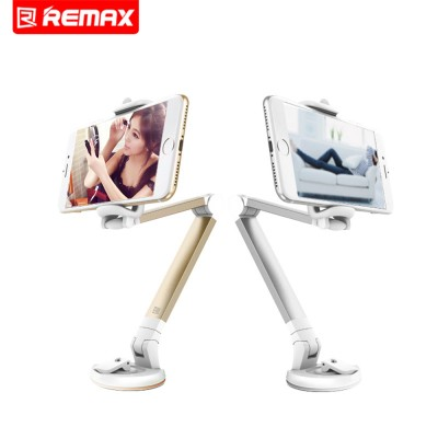 Unversal Silver Mobile Phone Holder Stand 360 Rotating Desk Phone Holder Car Holder Desktop Stand Holder For Phone Bracket