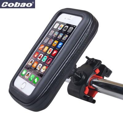 Universal Bicycle motorcycle mount waterproof cell phone hung package  Waterproof phone hang bag For iPhone 5S 6 Plus