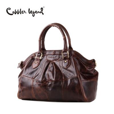 b6ac113db7ea Cobbler Legend Brand Designer Women s Handbags Retro Genuine Leather 2019  New Arrival Women Crossbody Bags Female Handbag 804217