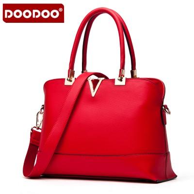 2019 New Fashion Trendy V Women Bags Shell Bag Women Leather Handbags Shoulder Bags Crossbody Bag PU Leather D5084