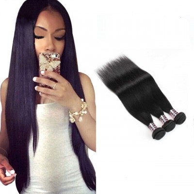 Ishow Hot Sell Malaysian Virgin Hair Straight 3 Bundles Malaysian Straight Virgin Hair Unprocessed Malaysian Hair Cheap Human Hair