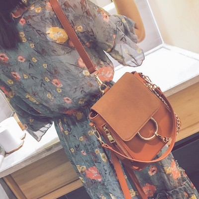 2019 Fashion Korean Style New Women Small Backpacks Women PU Leather Backpacks shoulder messenger corssbody bag For Teenagers Girl