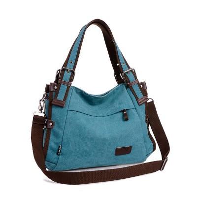 Brand Women Canvas HandBags Messenger Bags Ladies Shoulder Tote Female Girls shoppingtravel Bag Tote Feminina Dollar Price