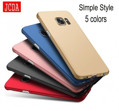 Phone case For Samsung Galaxy S8 s6 s7 edge plus + S4 S5 NOTE 3 4 5 C5 C7 Mobile phone case Silicone cover Hard Frosted PC Back