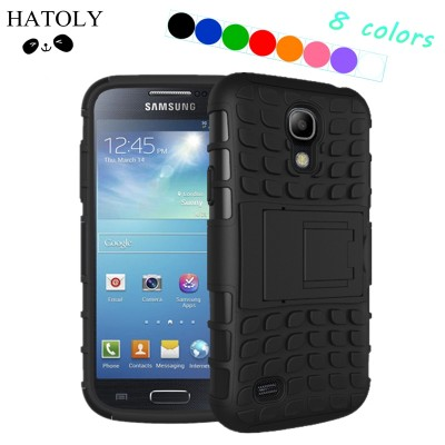 For Cover Samsung Galaxy S4 Case Hard Rubber Silicone Phone Case for Samsung Galaxy S4 Cover for Samsung S4 i9500 i337