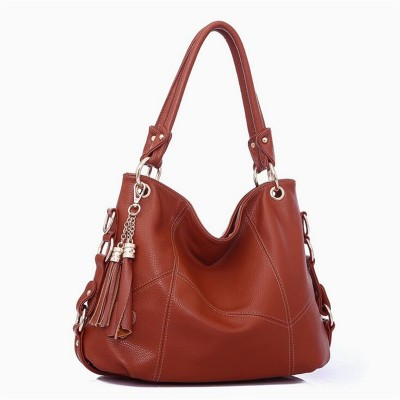 Wholesale Tassels Women Handbags New Women Leather Handbags Fashionable Joker Famous Brand Women Shoulder Messenger Bags X608