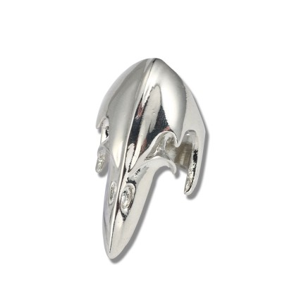 Vintage Gothic Bird Skull Ring Men Punk Skeleton Silver Rings Cool Man Motorcycle Biker Band Party Jewelry Anel Drop Shipping