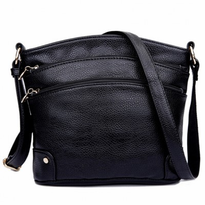 Fashion New Leather Bag For Women Handbags Famous Brands Bag Fashion Handbags Women Messenger Bag Sac a main Handbags