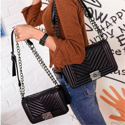 Luxury Handbags Women Bags Designer Chain Bag Women Messenger Bags Vintage Small Crossbody Bags For Women 2019