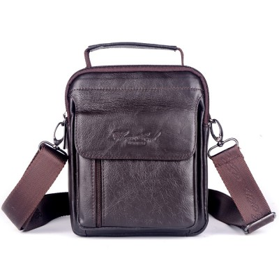2015 new hot selling business men messenger bags made by genuine leather  travel male crossbody shoulder bags man handbags