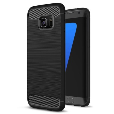 Soft Silicone Fiber Cases for Samsung Galaxy S7 edge Case for Samsung Galaxy A5 2019 Case S6 S8 A3 A7 2019 J5 Cases 35