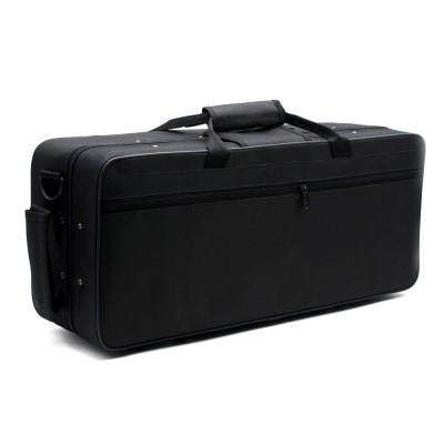 Trumpet Gig Bag Box Case Backpack 600D Water-resistant Oxford Cloth with Adjustable Dual Shoulder Strap New Arrival