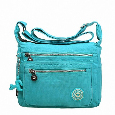 2019 Fashion women's waterproof nylon messenger bags handbags shoulder bags girls Casual crossbody school bag LI-407