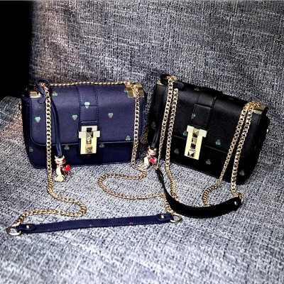 2019 brand designer women lovely messenger bags high quality leather zipper shell shoulder bag women's Cat handbag
