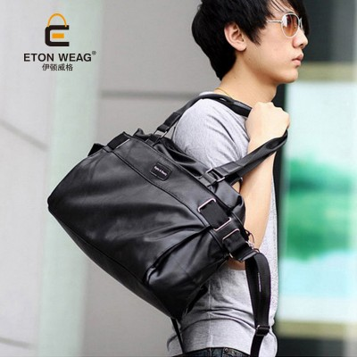 Casual Men tote bags PU leather casual bag Vintage handbags men messenger bags handbag New Arrival