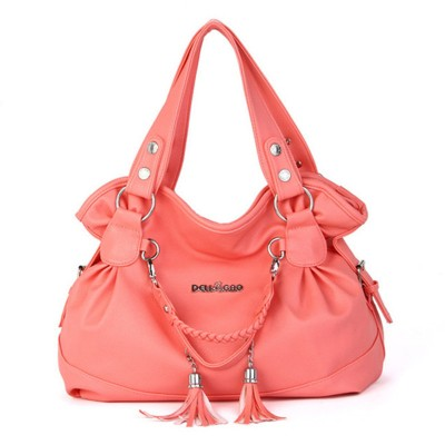 tassel women handbags for female shoulder bags of famous brand candy color large messenger bags summer new arrival female bag