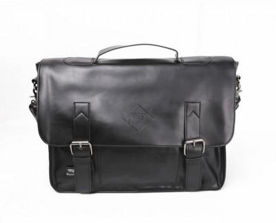 New Hot selling Men bag Crazy horse PU Leather bags men Messenger Bags crossbody Shoulder men's travel bag briefcase JIE-010