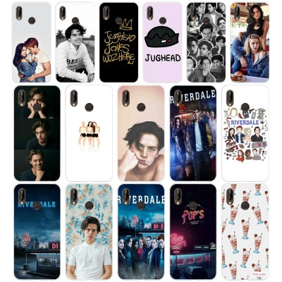 240H American TV Riverdale Soft Silicone Tpu Cover Case for huawei Nova 3 3i p smart