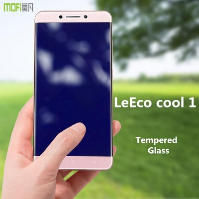 Letv Cool 1 Dual glass MOFi original Leeco Coolpad Cool1 tempered glass screen protector 9H HD anti glare front gurad 5.5 inch