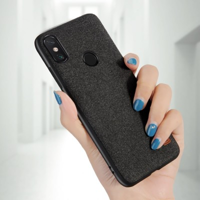 For Xiaomi Redmi Note 6 case cover note6 Global Version back cover silicone edge fabric case coque MOFi Redmi note 6 pro case