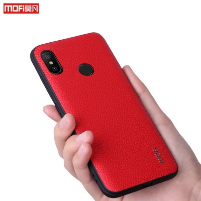 Xiaomi Redmi Note 5 Case Redmi Note 5 Cover Mofi Pu Leather Redmi Note 5 Back Cover